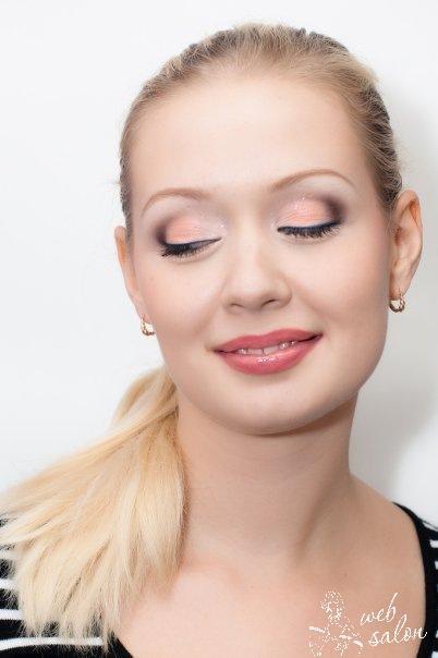 Журавлева екатерина - днепропетровск - визаж (make-up).