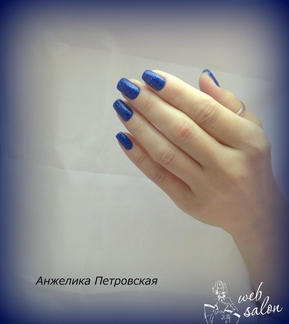 маникюр фото